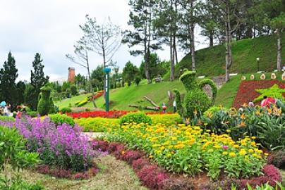 Điểm du lịch nổi tiếng tại Đà Lạt
