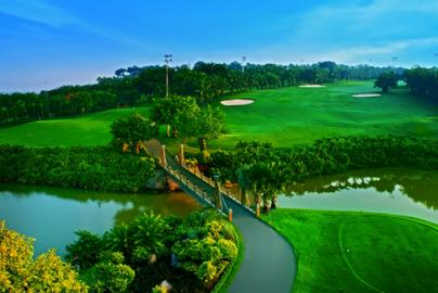Sân Golf Đồng Mô Sân  Mountainview