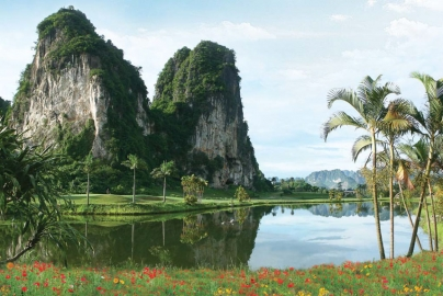 Sân Golf Phoenix Golf ( Sân Golf Phượng Hoàng ) Lương Sơn Hòa Bình