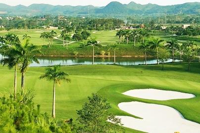 Sân Golf Tràng An Ninh Bình