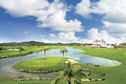 Sân Golf Sông Giá Hải Phòng