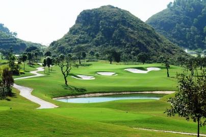 Sân Golf Hoàng Gia Ninh Bình