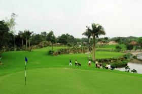 Asean Golf Resort ( Sân Golf Hòa Lạc )