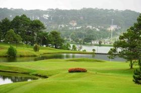 Booking Sân Golf Đà Lạt Palace Lâm Đồng